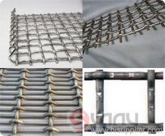 lock crimped mesh
