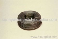 black soft annealed tie wire