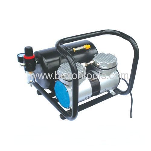 Airbrush Compressor Double Piston
