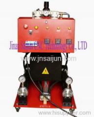 PU foaming spray equipments