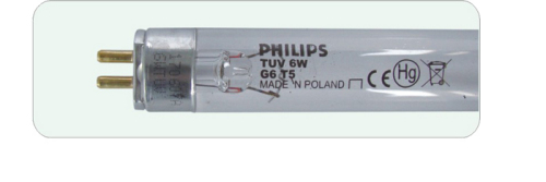 Philips lamp Ultraviolet Sterilizer light