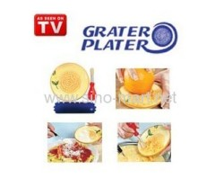 Grater Plater