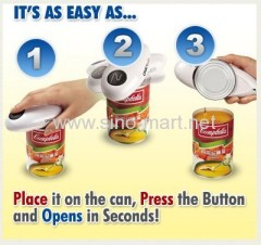 Stainless Steel Can Opener