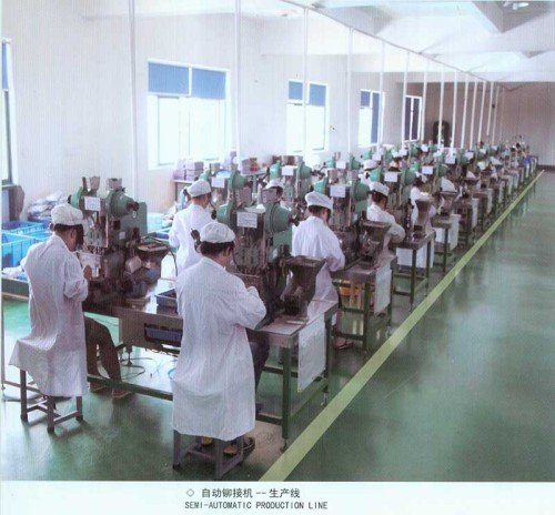Semi-Automatic Production Line