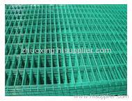 PVC welded wire mesh pannels