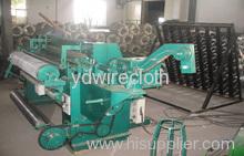 Welded Wire Mesh Machines