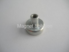 Dia 16mm magnetic pot
