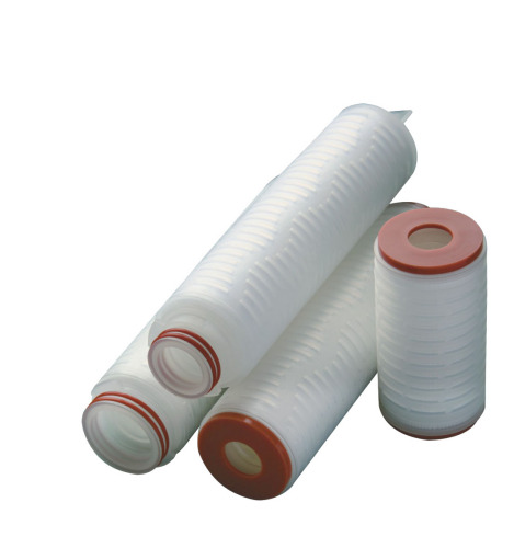 Pleated filter Cartridge use for housing