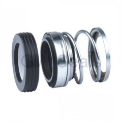 Pump elastomer bellow seals