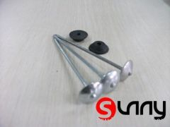 roofing nail twist shank