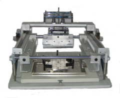 Stencil printer/ Semi-auto high precision stencil printer