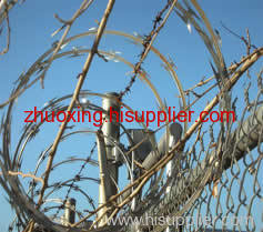 Welded Razor Wire Fence
