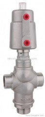 Pneumatic Three-way Valve