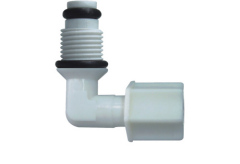 Water filter adapter connector