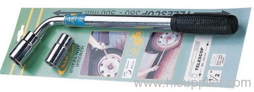 Wheel master wrench