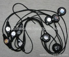 Power Balance Rubber Necklace