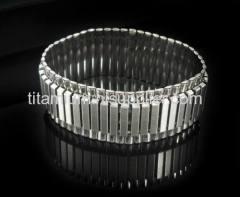 stainless steel Elastic bracelet,fashion bracelet