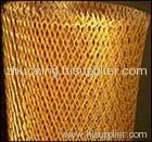 Diamond Copper Expanded metal mesh