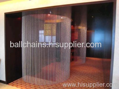 Curtains Ideas bead curtain room divider : bead curtain room divider manufacturer from China T&F Metal ...
