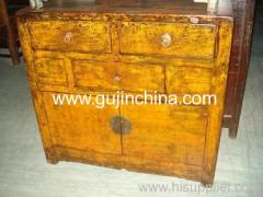 Chinese Antique Small Chest