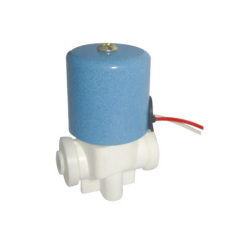 Solenoid valve for RO system