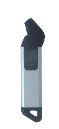 air pressure meter to testing plastic tank
