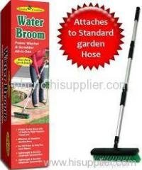 water broom
