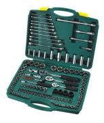 121pcs Socket Set(1/4