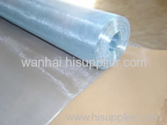 galvanized wire mesh for filter