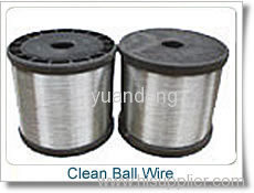 Clean Ball Wires
