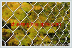 PVC painting Chain Link Fence