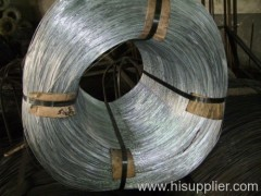 galvanized annealed iron wire