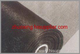 black wire cloths