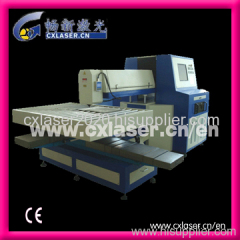 Medium Scale YAG Laser Cutting Machine