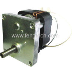 Shaded pole geared motors from china manufacturer ningbo for Castellano electric motors inc