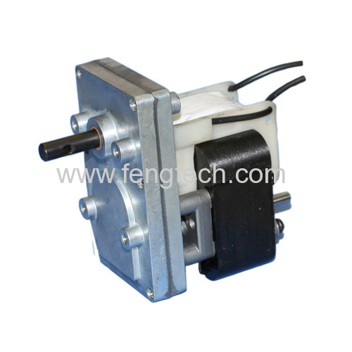 Shaded pole geared motors from china manufacturer ningbo for Shaded pole induction motor