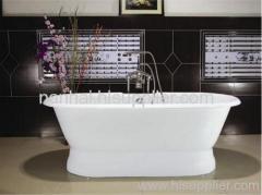 dual pedestal bath