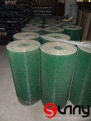 pvc coated welded mesh roll