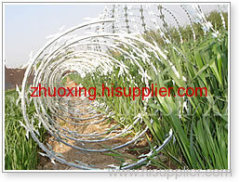 Electrical galvanized razor barbed wire mesh