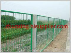 blue General Welded Fence mesh