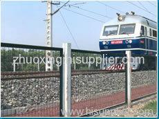 Railway Wire Fence Netting