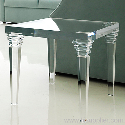 Crystal Acrylic Tables J1016238 Manufacturer From China