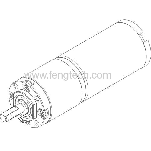 Dc Planetary Geared Motor From China Manufacturer
