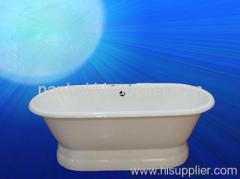popular cast iron tub