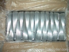 hot dipped galvanizing wire