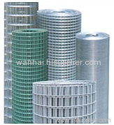 vinyl coated welded mesh