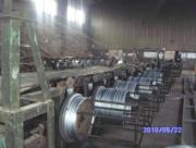 wire drawing and galvanized workshop