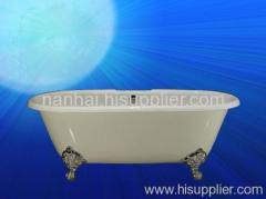 standard clawfoot bath