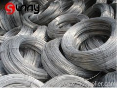 galvanized soft binding wires for rebars