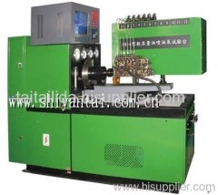 screen display oil quanlity type test bench